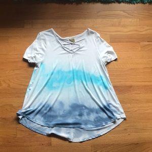 White Tye Dye